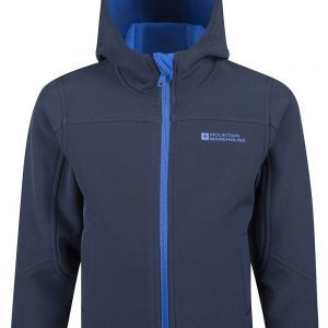 Chaqueta impermeable infantil Mountain Warehouse