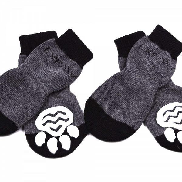 Calcetines antideslizantes para perros Expawlorer