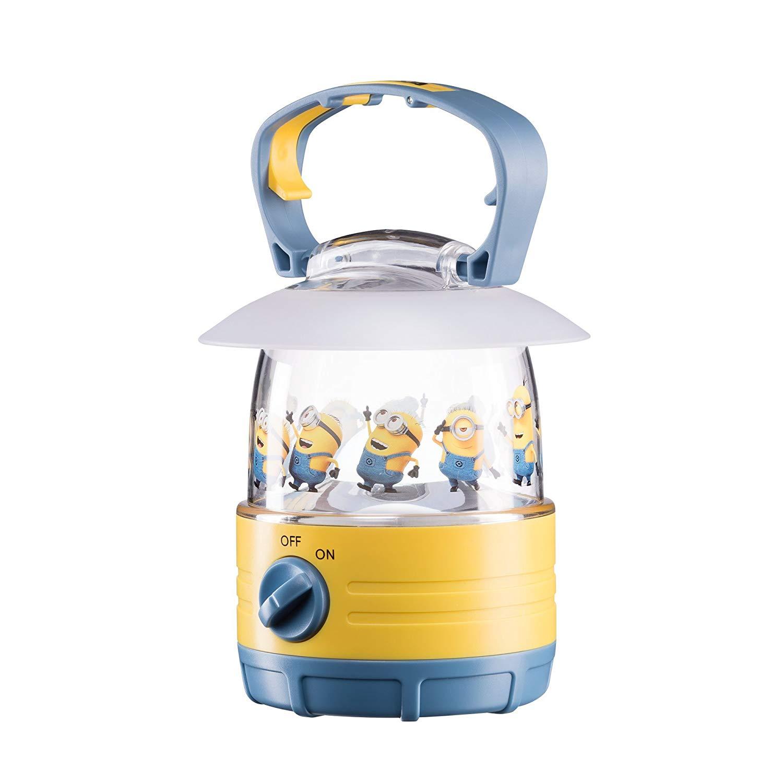 Linterna de camping infantil minions Varta
