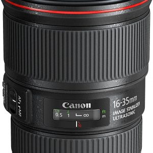 Objetivo Canon EF 16-35mm