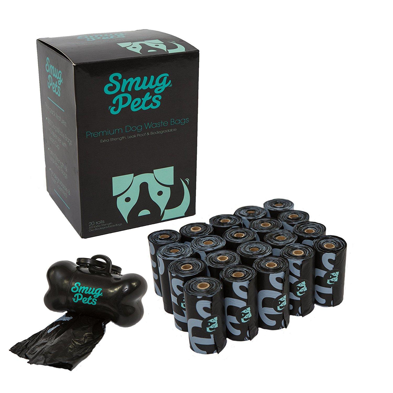 Bolsas higiénicas para mascotas SmugPets