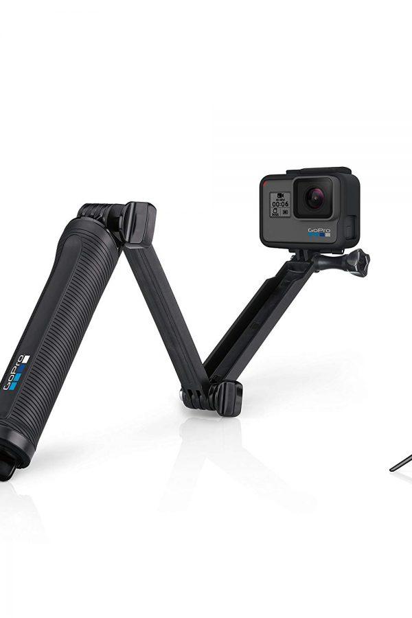 Soporte portátil para cámara GoPro