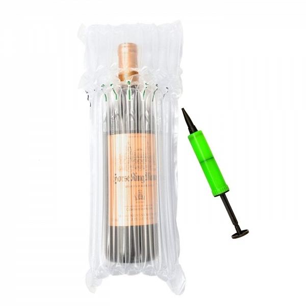 Bolsa viajera protectora para botellas Novsix