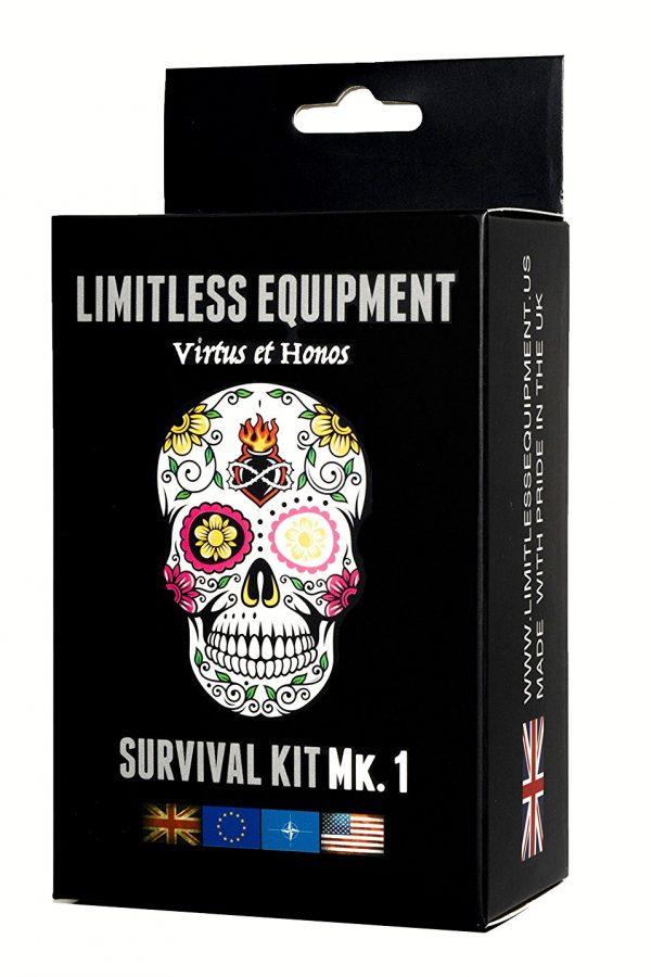 Kit de supervivencia Limitless Equipment