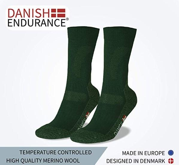 Calcetines para senderismo Danish Endurance