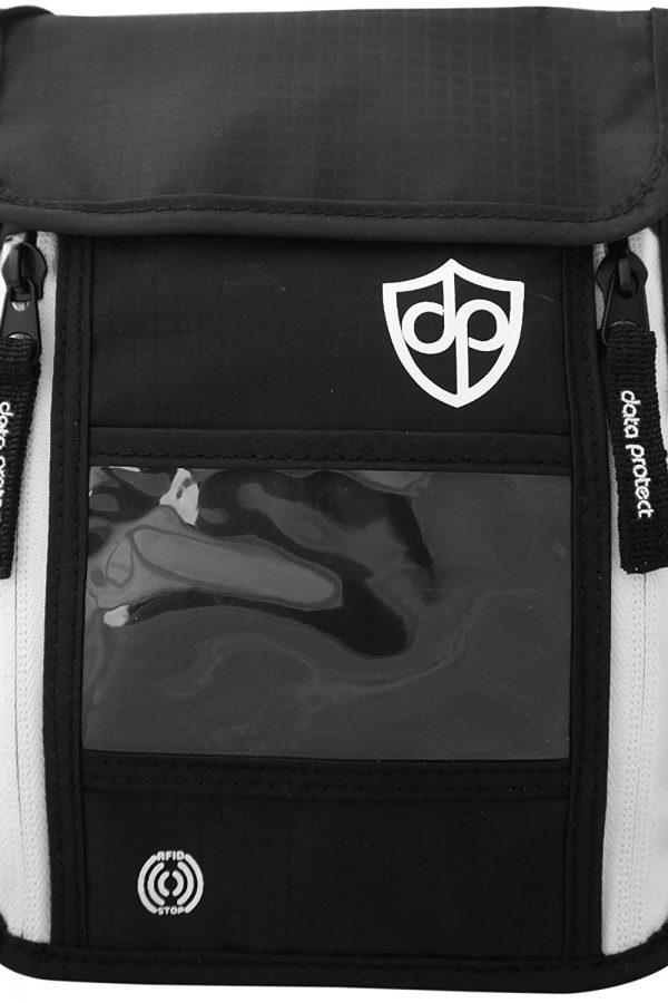 Porta documentos viajero RFID Data Protect
