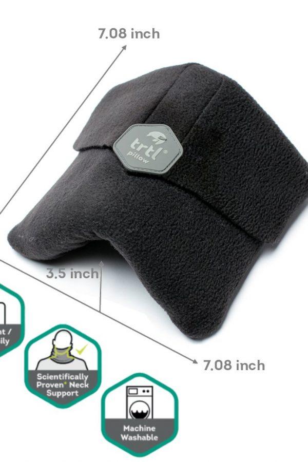 Almohada de viaje Trtl Pillow