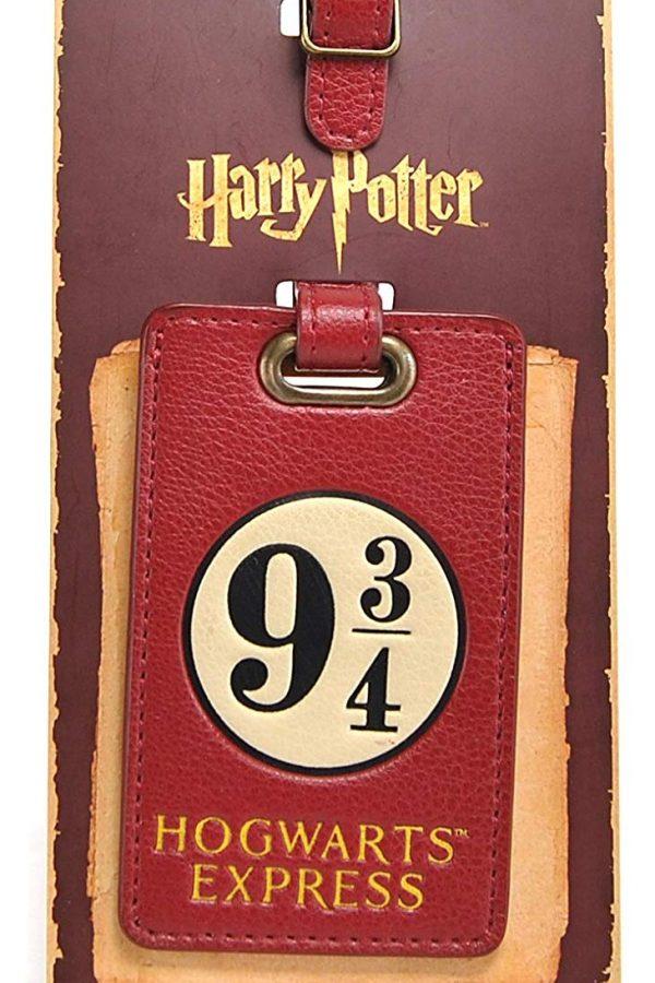 Etiqueta para equipaje harry potter Half Moon Bay