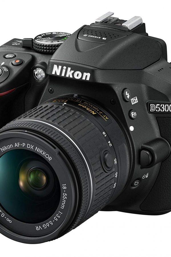 Cámara reflex Nikon D5300