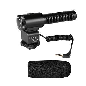 Micrófono direccional para camaras Beschoi