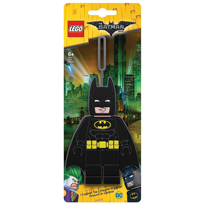 Etiqueta para equipaje batman movie Lego