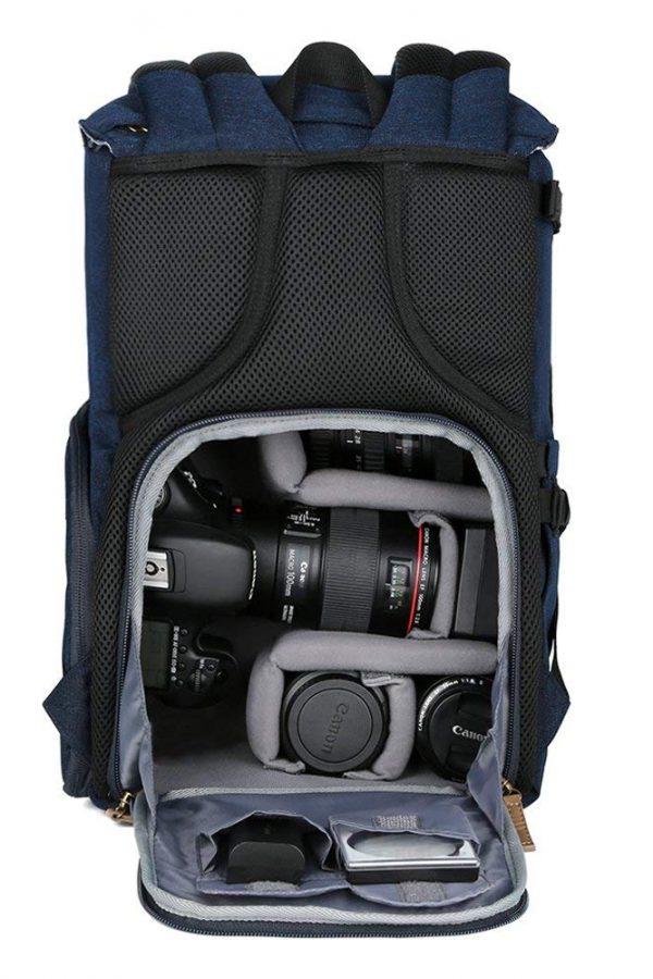 Mochila para equipa de fotografía K&F Concept
