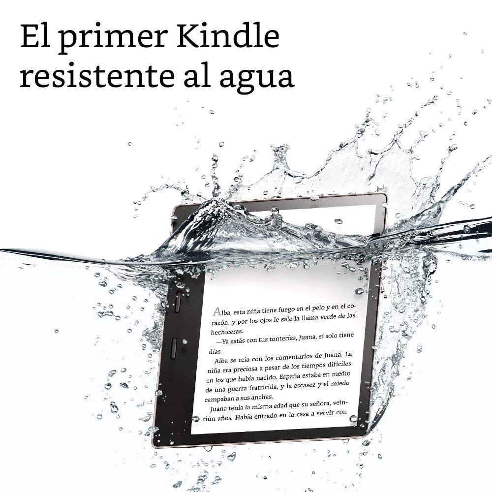 E-reader Kindle Oasis