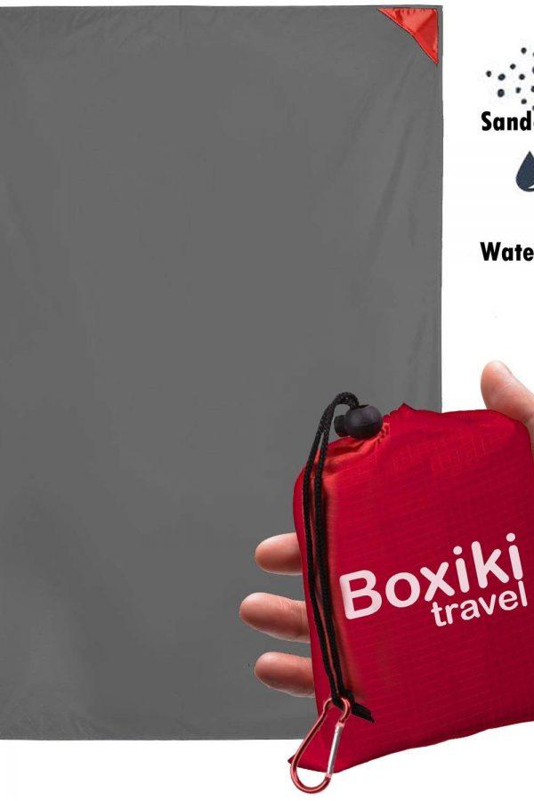 Manta multifuncional Boxiki Travel