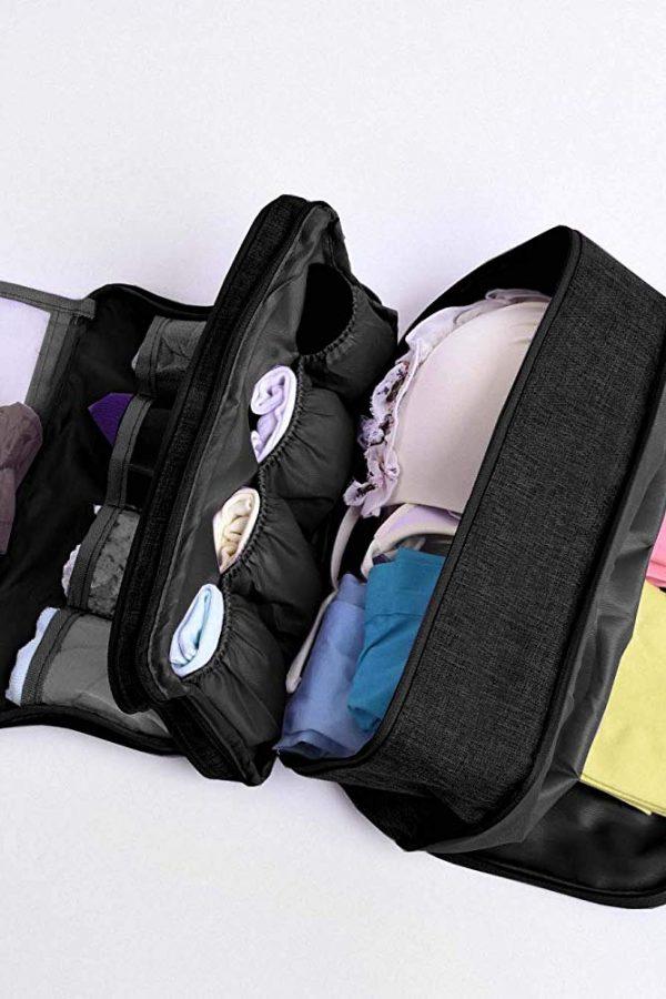 Bolsa de viaje organizadora para ropa interior Bansga