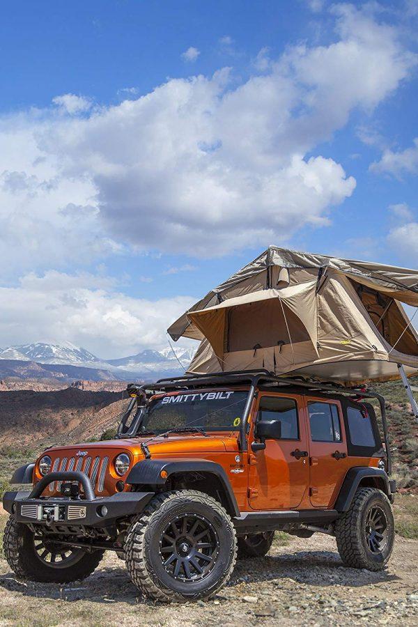 Tienda de campaña de techo para coches Overlander