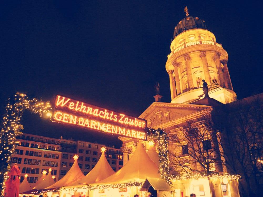 Los mercadillos de navidad de alemania - Costumbres navidenas en alemania ...