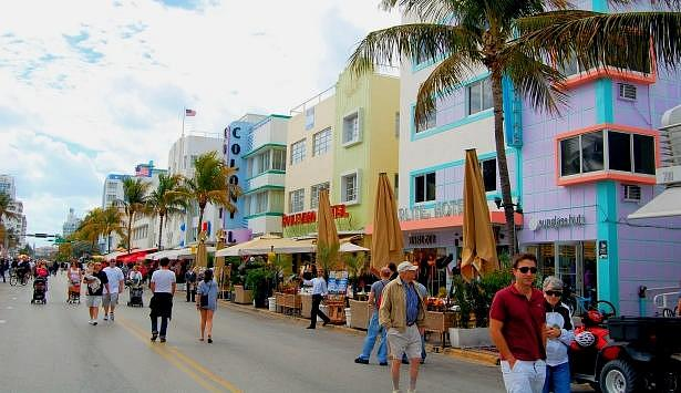 Where to stay in Miami Beach: South Beach