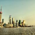 Shanghai - Distrito financiero