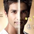 Poster de blanqueante de piel en la India