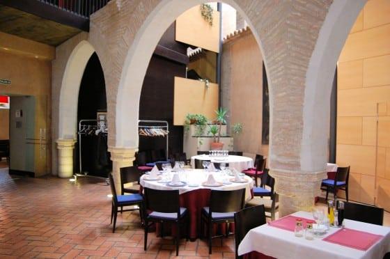 Hotel Monasterio Benedictino de Calatayud - Restaurante