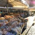 Puestos en el Campo dei Fiori