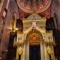 La sinagoga en su máximo esplendor