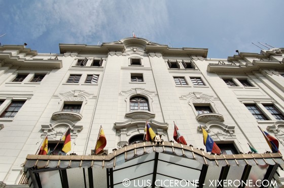 Hotel Bolívar de Lima