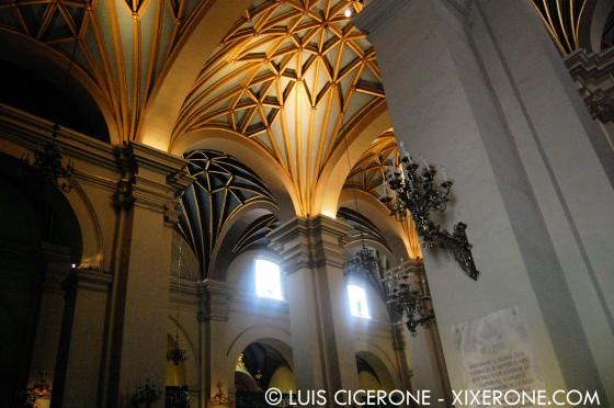 Catedral - interior