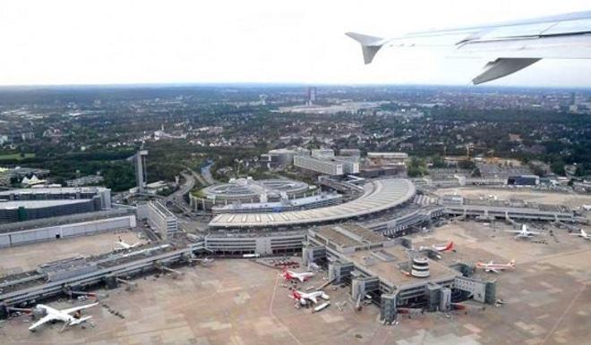 Los aeropuertos más importantes de Europa