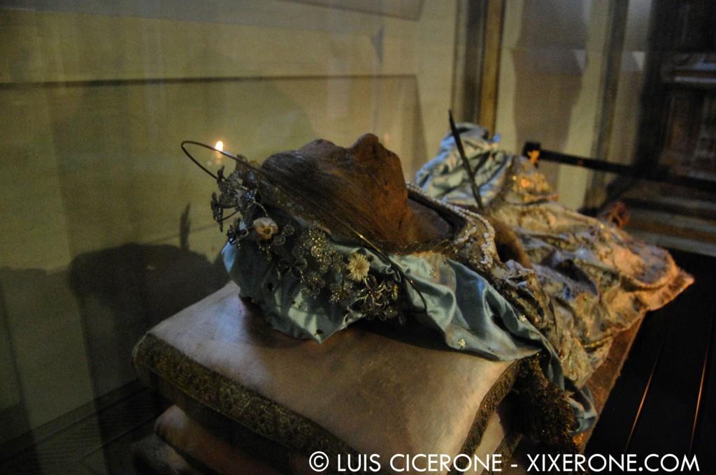 Momia de Santa Columba