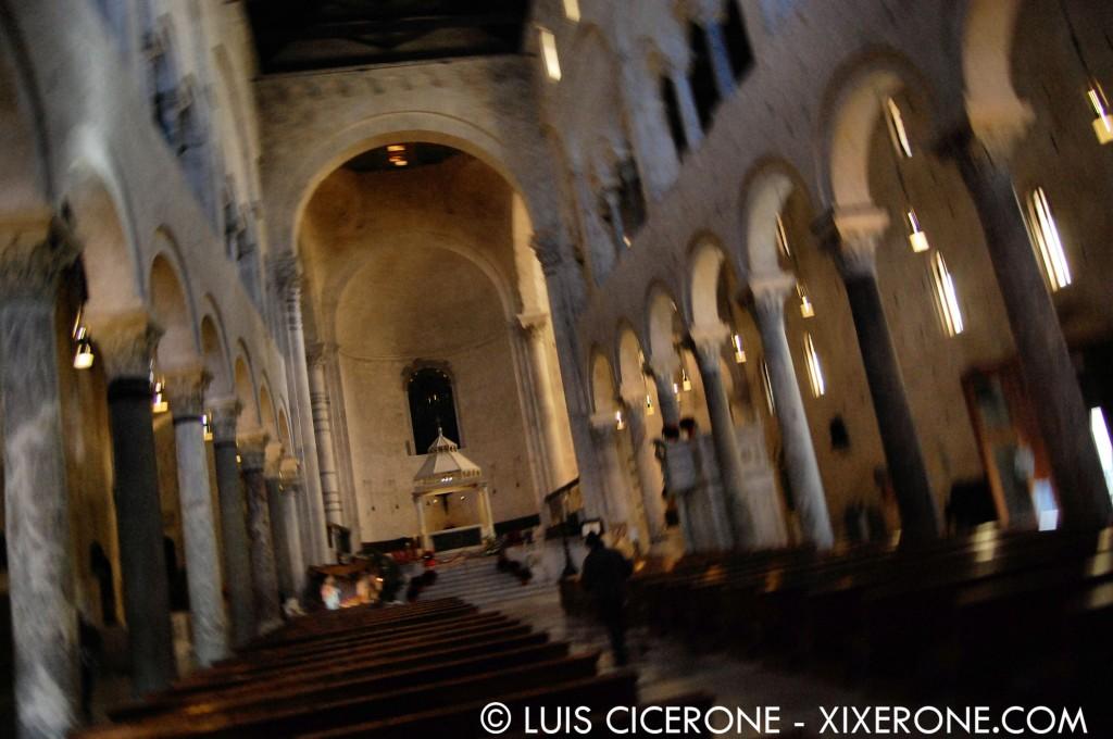 Catedral de Bari - Interior