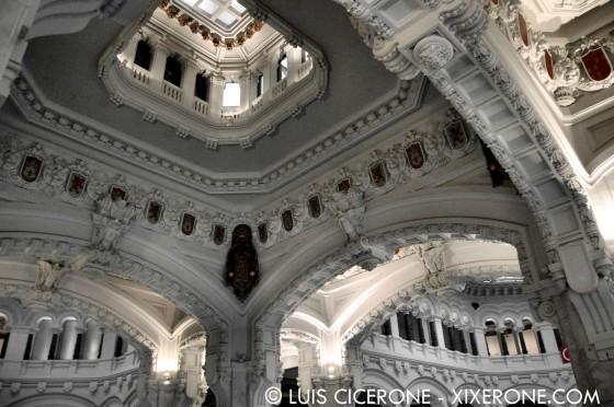 Palacio de Cibeles - Interior