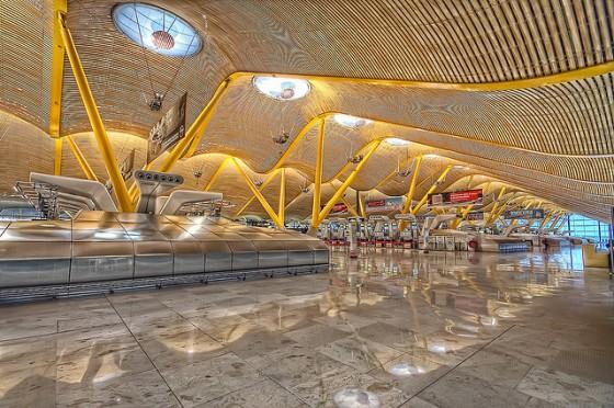 Los aeropuertos más importantes de España