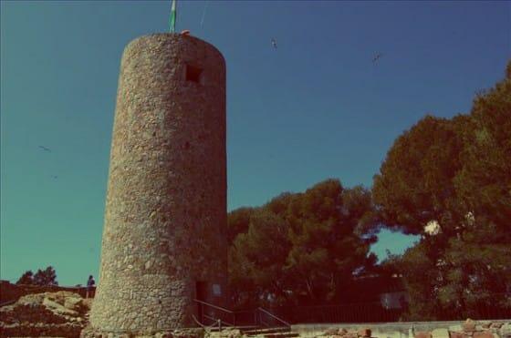 Lloret de Mar castell sant joan