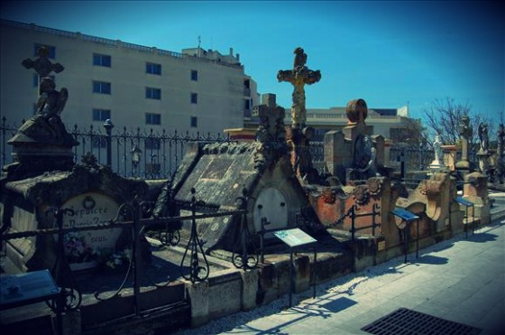 Lloret de Mar cementerio modernista