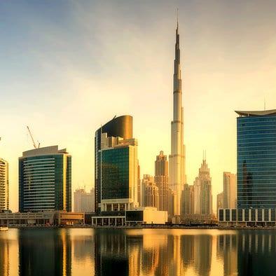 Mejores zonas para dormir en Dubái - Downtown Dubai