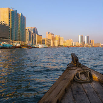Mejores zonas para dormir en Dubái Deira