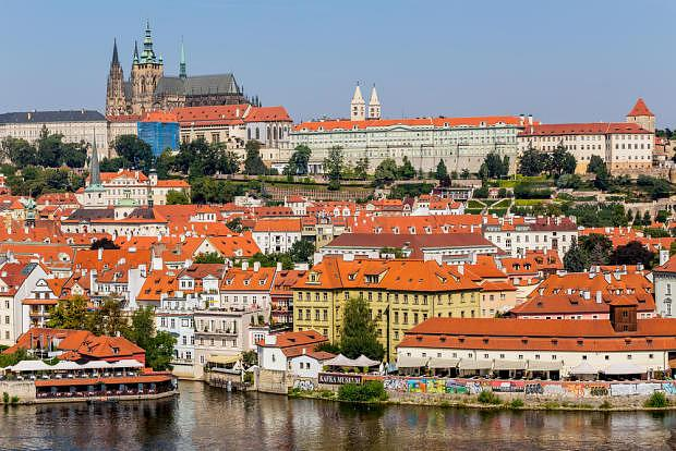 Best districts to stay in Prague - Mala Strana