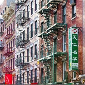 Chinatown - Dónde alojarme en Nueva York