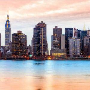 Dormir en Nueva York - Manhattan