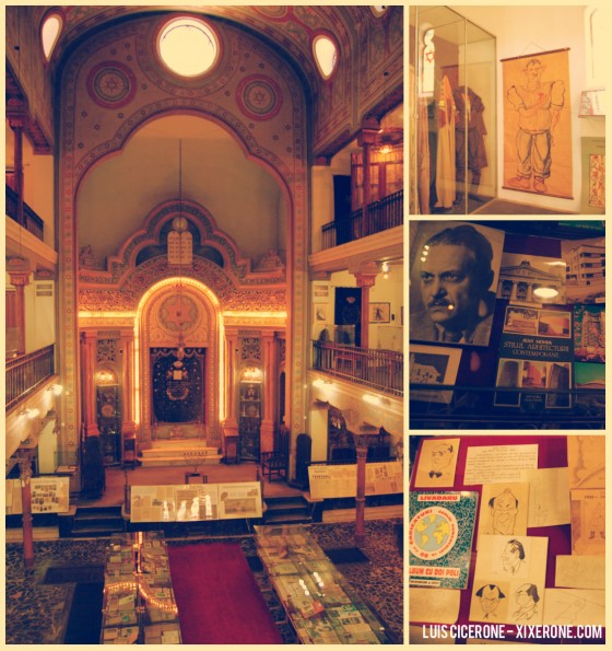 museo-judio-bucarest-interior