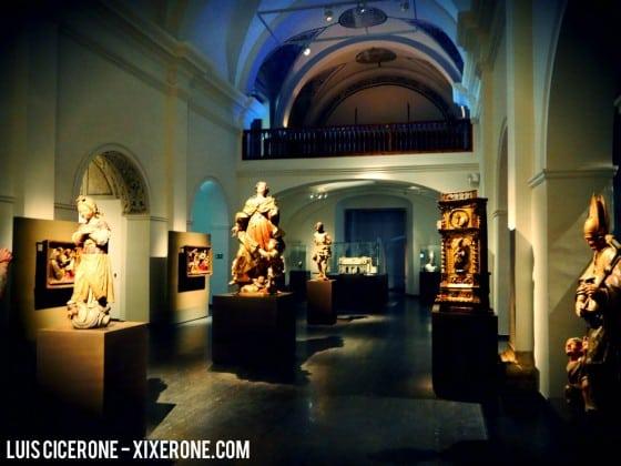 INTERIOR MUSEO DE LLEIDA
