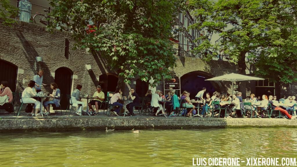 Canales de Utrecht
