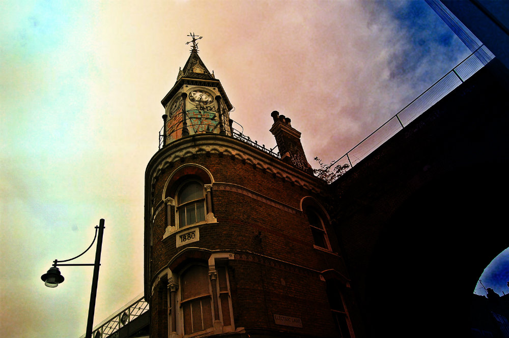 Brixton - Puente - Tren