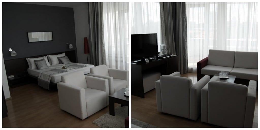 Habitación Deluxe Hotel Unique Bucarest