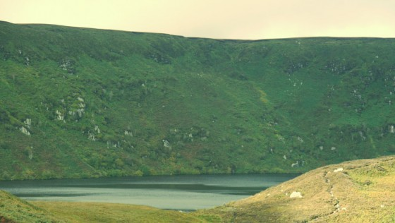 Lago de Sally Gap