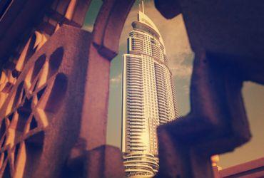 Rascacielos de Dubai