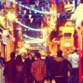 Dublín de noche