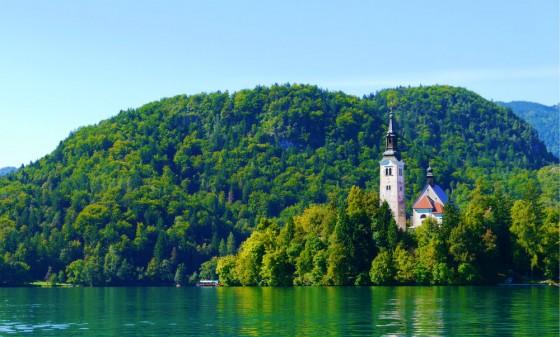 Isla de Bled